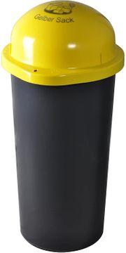 Mülleimer 60 Liter für Verpackungsabfälle