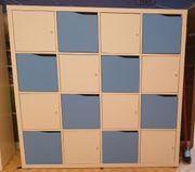 Ikea Regal 4x4