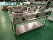 CHINAHERD Wokherd Gas Wand-Modell 3