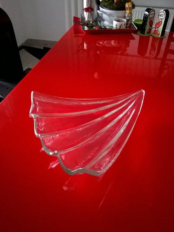 Sehr hochwertige Glasi Hergiswil Deko-