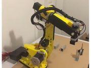 6 Achsen Axis Robot Roboter
