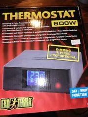 exo terra 600 Watt thermostat