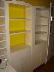 2 IKEA HENSVIK Regal mit