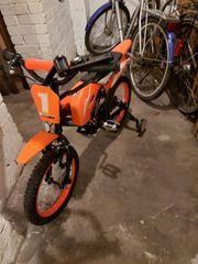 Motorrad Fahrrad 16 Zoll von