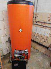 E-Boiler für Warmwasser