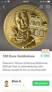 kaufe zu Bestpreise Goldmünzen und