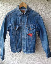 Levis Jeansjacke für Sammler Grösse