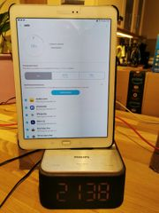 Philips Android-Dockingstation mit Bluetooth und
