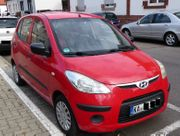 PKW Hyundai I10
