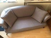 Couch - gebraucht - guter Zustand - grau