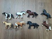 Kleine Pferdchen Spielfiguren