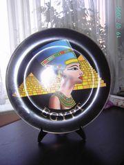 Teller aus Ägypten