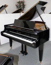 Flügel Klavier Grotrian-Steinweg 185 schwarz
