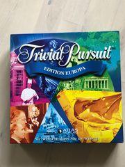 Trivial Pursuit Europa Edition Brettspiel