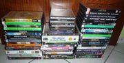 Große PC-Spielesammlung ca 56 Stück