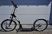 Bike 2 Go Roller schwarz