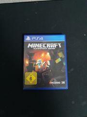 Minecraft für die PS4