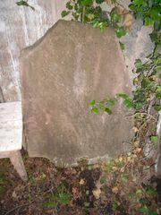 Alte Sandsteinplatte ca 5 cm