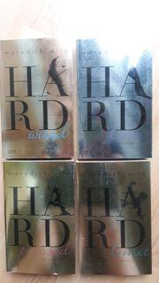 4 Bände Hard von Meredith