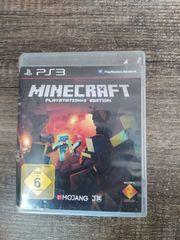 PS3 Game Minecraft mit eines