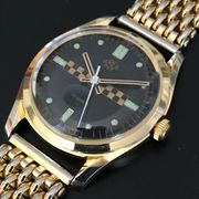 Schöne Vintage Armbanduhr 50er Jahre