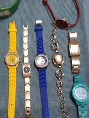Konvolut Uhren