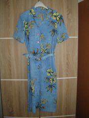 Vintage Sommerkleid mit Gürtel - Gr