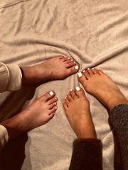 bieten Fußerotik Fußtreffen