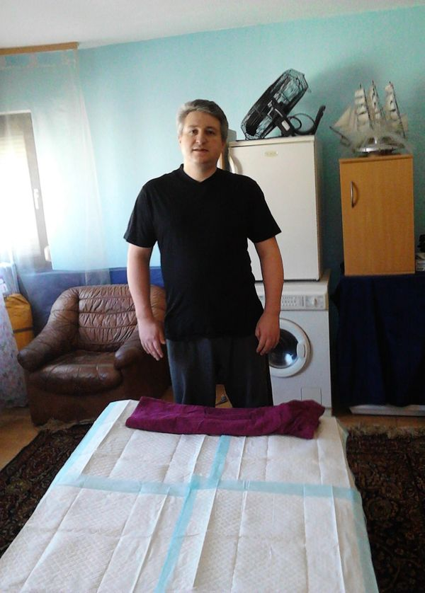 Mobile Wellness Wellnessmassage Gymnastik - Übungen -
