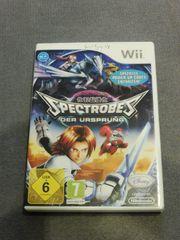 Wii nintendo Spectrobes Der Ursprung