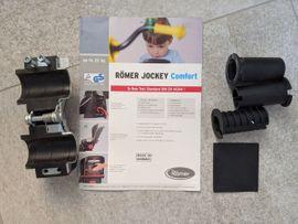 Kinderfahrradsitz RÖMER Jockey Comfort 9-22: Kleinanzeigen aus München Bogenhausen - Rubrik Fahrradsitze