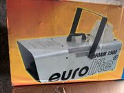 Schaummaschine Eurolite Foam