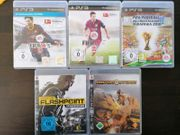PS3 Spiele Fifa Flashpoint Motor
