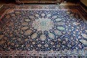handgeknüpfte persische TABRIZ teppich Maße