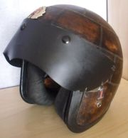 Helm offen Jethelm