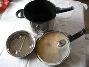 Cook s Essentials Schnellkochtopf 6