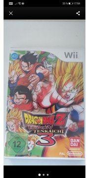 Dragonball Z Budokai Tenkaichi für