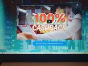 Qashback bis zu 100 vomEinkauf-zurückerhalten