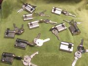 10 Schliesszylinder Sicherheits Profilzylinder BKS