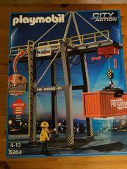Playmobil 5254 Cargo Kran