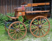 Eine wunderschöne Wagonett abzugeben