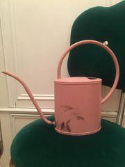 Gießkanne Vintage Alt Rosa Pink