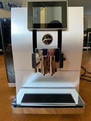 JURA Z8 Kaffeevollautomat Aluminium