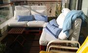 Auflagen und Kissen für Lounge-Gartenmöbel
