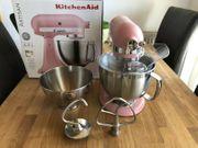 KitchenAid 5KSM185PSEDR Küchenmaschine mit extra