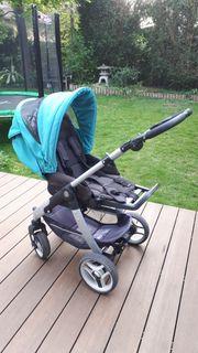 Kinderwagen Teutonia Cosmo 2013