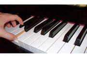Klavierunterricht im Würmtal