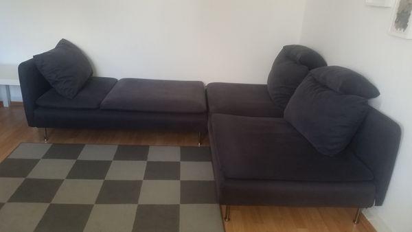 Ikea Söderhamn Sofa Recamiere Matratze In Bonn Polster Sessel