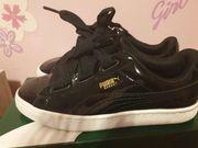 Damen Schuhe sneaker puma gr