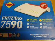 FritzBox 7590 Orginalverpackt